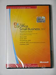 Microsoft Office Basic 2007 Ukrainian вскрытая упаковка