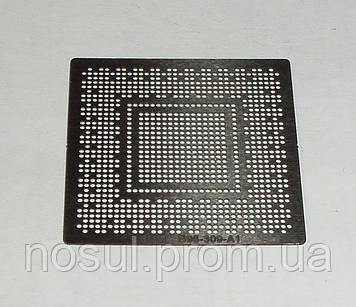 BGA шаблоны Nvidia 0.5 mm G96-309-A1 трафареты для реболла реболинг набор восстановление пайка ремонт прямого