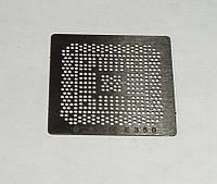 BGA шаблоны ATI 0.5 mm E350 трафареты для реболла реболинг набор восстановление пайка ремонт прямого нагрева