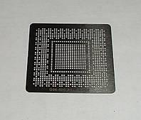 BGA шаблоны Nvidia 0.5 mm G96-600-A1 трафареты для реболла реболинг набор восстановление пайка ремонт прямого