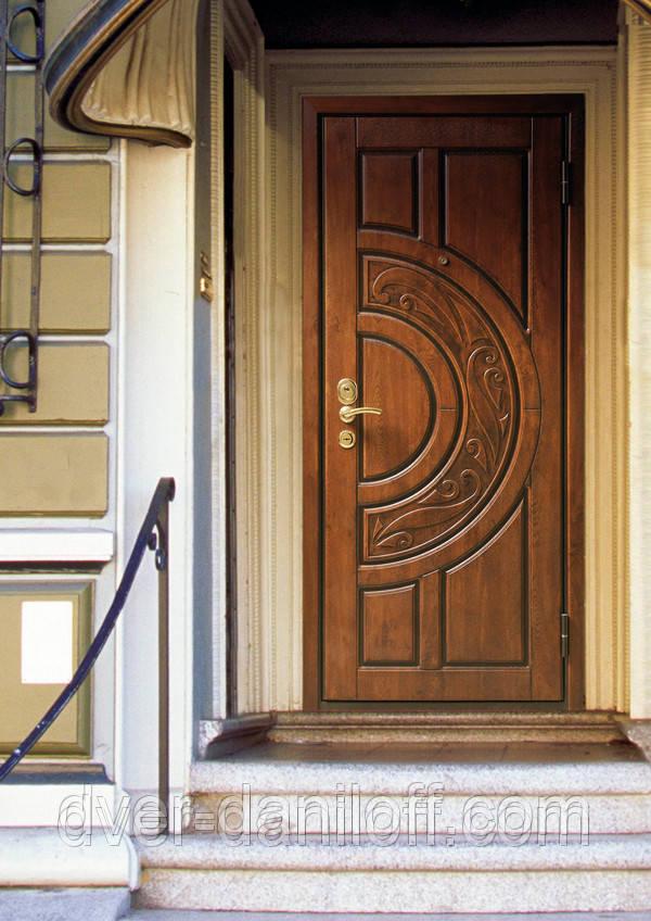 Бронированные двери с патиной цена