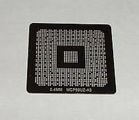 BGA шаблоны Nvidia 0.4 mm MCP89UZ-A3 трафареты для реболла реболинг набор восстановление пайка ремонт прямого