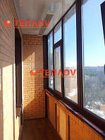 Отопление балконов, лоджий
