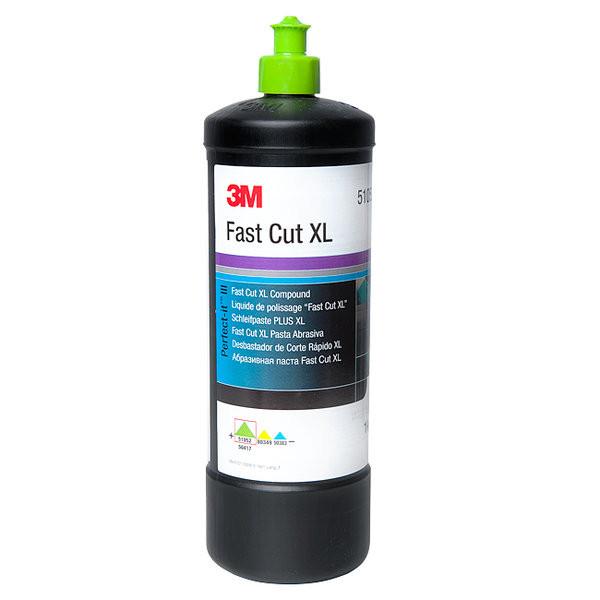 Абразивная полировальная паста 3M 51052 Fast Cut 1л