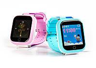 Детские умные часы Q100s. Оригинал