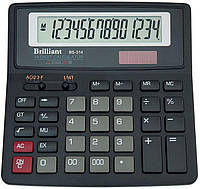 Калькулятор Brilliant BS-314 (15.6х15.7см)