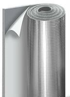 Термоизолятор листовой каучук 10 мм АD Metal H-air Duct (серый с алюминиевым напылением)