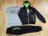 Спортивный костюм на мальчиков подростков