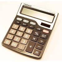 Калькулятор CAOHUA 9633В (15х19см)