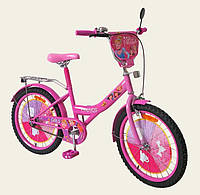 "Велосипед детский Girls Friends 20"" 172022."