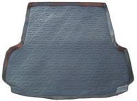 Резиновый коврик в багажник Mitsubishi Pagero Sport 08- Lada Locer (Локер)