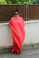 Платье оверсайз макси , фото 1