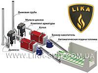 Живое Дно LIKA (Подвижный Пол) - Система механизированной подачи топлива