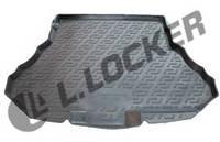 Резиновый коврик в багажник MG 350 SD 12-  Lada Locer (Локер)