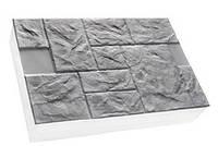 """Теплоизоляционные фасадные плиты """"ПолиФасад"""" - """"Песчаник колотый"""""""