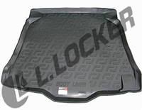 Резиновый коврик в багажник MG 5 HB 12- Lada Locer (Локер)