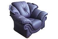 """Элегантный диван """"Loretta"""" (Лоретта). (230 см) Кресло (118 см), Не раскладной, экокожа"""