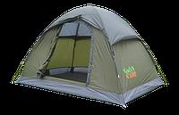 Туристическая палатка двухместная 3005 Green Camp