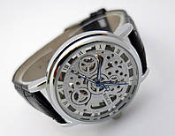 Мужские часы Rolex - Skeleton, механические с автозаводом.