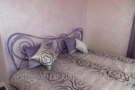 Кованая кровать ИК 012 2