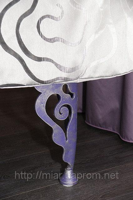 Кованая кровать ИК 012 3