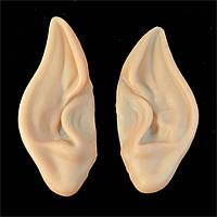 Накладные эльфийские уши: Искусственные уши эльфа для костюма!