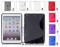 """Силиконовый чехол для Apple iPad 3 """"s-line"""""""