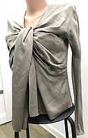 Блуза шёлковая от Cristian Dior