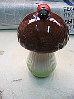 Гриб с божьей коровкой 23 см. (керамика)