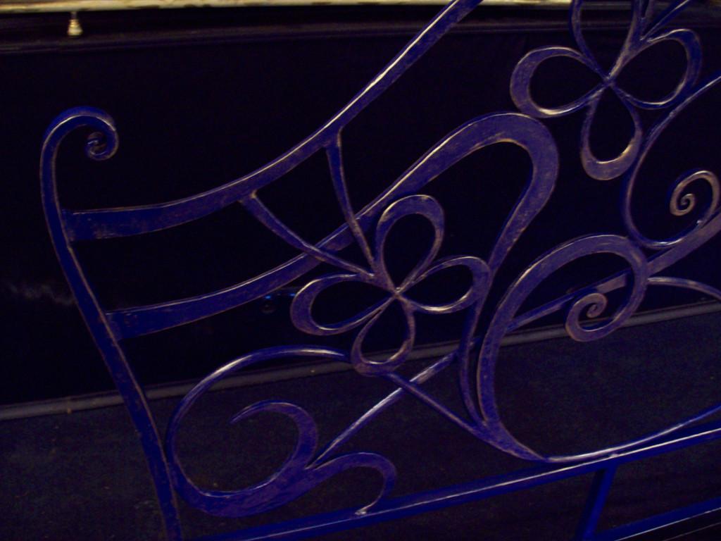 Кованая кровать ИК 045 3