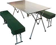 Комплект мебели со скамейками Tramp TRF-018