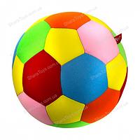 """Мягкая игрушка  антистресс """"Футбольный мяч"""" цветной"""