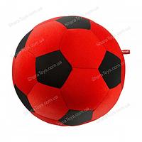 """Мягкая игрушка  антистресс """"Футбольный мяч"""" красный"""