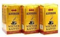 Кофе молотый Alvorada Wiener kaffee  250г (Германия).