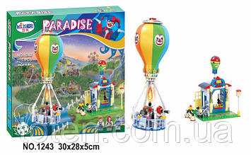 Конструктор PARADISE 275 дет, 1243
