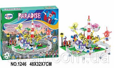 Конструктор PARADISE 508 дет, 1246