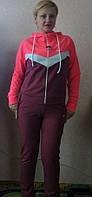 Спортивный женский костюм (38-50), доставка по Украине