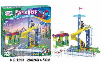 Конструктор PARADISE 228 дет, 1253