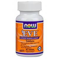 Купить витамины и минералы  Now Foods Eve Superior Women's Multi, 90 tabl