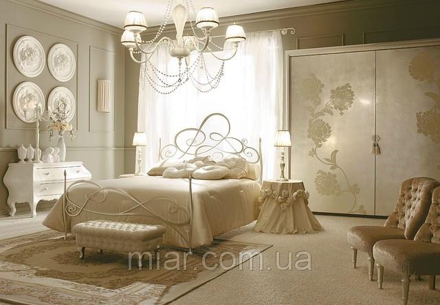 Кованая кровать ИК 333 4