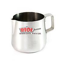 Питчер (джаг, молочник) 150мл для взбивания молока из нержавеющей стали