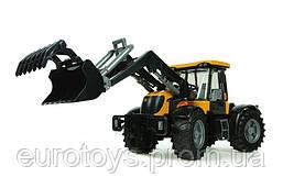 Игрушка Bruder Трактор JCB Fastrac 3220 с погрузчиком, М1:16 (03031)