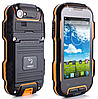 "Sigma mobile X-treame PQ23 black-orange IP68, 1/8 Gb, 4.02"", MT6582, 3G, фото 3"