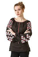 Женская вышитая рубашка, фото 1