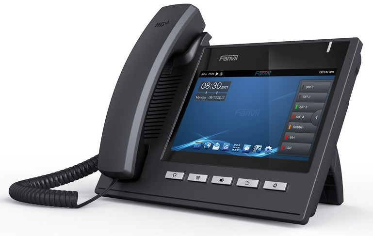 Мультимедийный IP телефон Fanvil C400