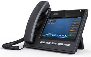Мультимедийный IP телефон Fanvil C400, фото 2