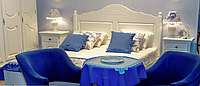 Спальня  Luberon (Люберон) в стиле прованс, фото 1