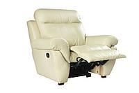 """Современный диван """"Midas"""" (Мидас). (210 см) Кресло (120 см), Реклайнер, натуральная кожа"""