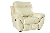 """Современный диван """"Midas"""" (Мидас). (210 см) Кресло (120 см), Не раскладной, натуральная кожа"""