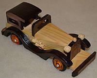 Дитяча  дерев`яна  машинка  Легкова .